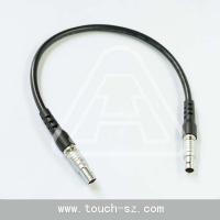 0B plug with cable